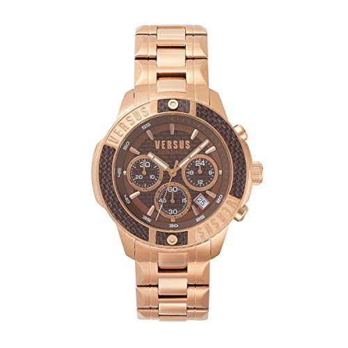 Versus Versace Chronograph Uhr Admiralty IP Rosegold VSP380617