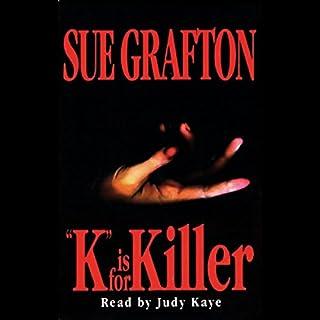 K is for Killer Titelbild