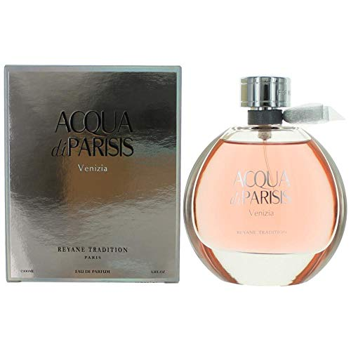 Acqua Di Parisis Venizia Perfume for Women By Reyane Tradition Eau De Parfum Spray 3.4 Oz by Reyane