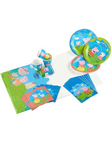 DYNASTRIB - Peppa Pig Kit de 25 piezas, multicolor, talla única