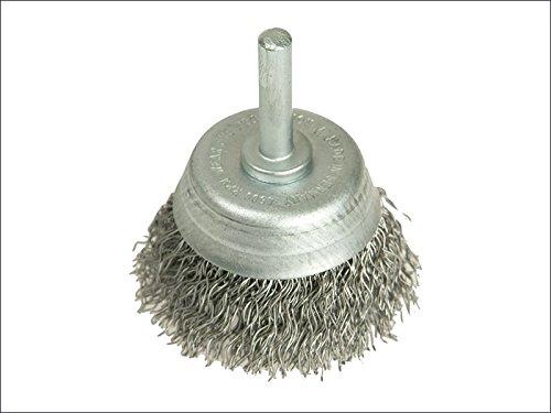 Lessman Diy fil d'acier Coupe Brush 50mmx0.35