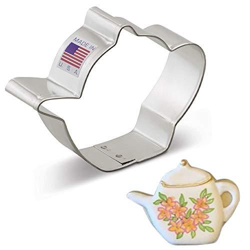 Ann Clark Cookie Cutters Ausstechform für Teekanne, 10,8 cm