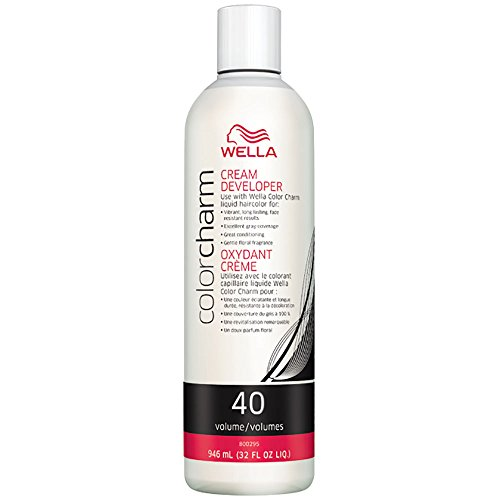 Wella ColorCharm Hair Developers for Hair Coloring