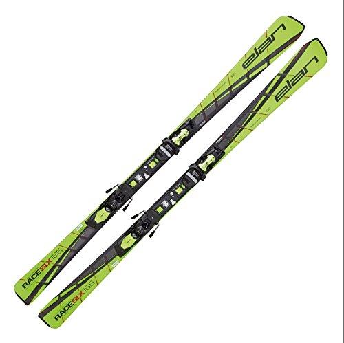 Elan Ski - RACE SLX FUSION AMPHIBIO - Race Carver + EL 11.0 Fusion in der Länge 160cm