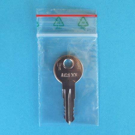 Ersatzschlüssel Für Anhängerkupplungen Von Acs Und Thule Schlüssel Acs Code 09 Baumarkt