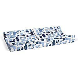 8. Glenna Jean Dino Changing Pad Cover