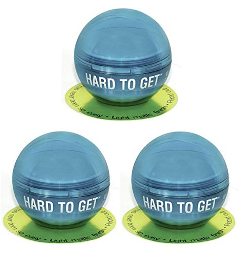 3er Set: TIGI Bed Head Hard to Get Paste 42 Gramm