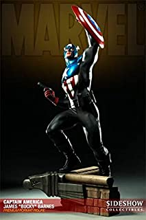 Marvel Captain America - James Bucky Barnes Statue Figure Premium Format Sideshow