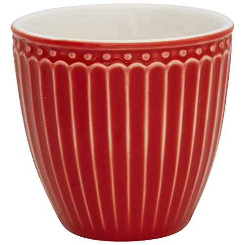 GreenGate Mini Latte Cup Alice red