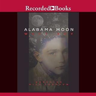 Alabama Moon audiobook cover art