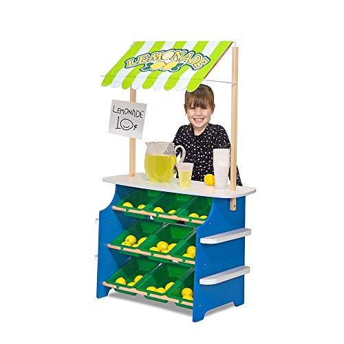 Melissa & Doug Kids' Grocery Store Lemonade Stand $56.25 + Free Shipping