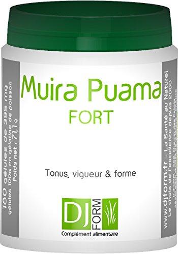 Muira Puama Fort - Extrait Concentré - Tonus, Vigueur et Forme