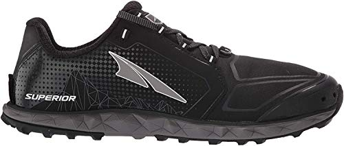 ALTRA Men's AFM1953G Superior 4 Trail Running Shoe, Black - 11 D(M) US