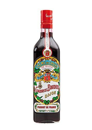 Liqueur Creme de Cassis de Dijon Gabriel Boudier 0,5 Liter