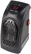 400W Electric Heater Mini Fan Heater Desktop Household Wall Handy Heating Stove Radiator Warmer Machine for Winter
