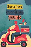 Choose love in everything you do: Daily Delivery Driver Logbook ~ Delivery task...