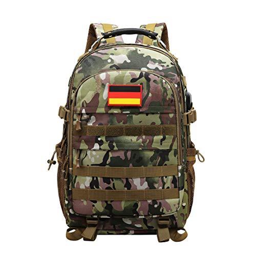 rucksack tarnfarben