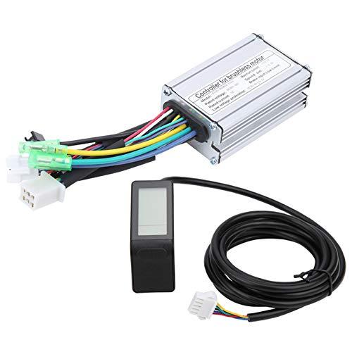 36V/48V 15A Bürstenloser Elektrofahrradregler KT LCD4 Display Screen Kit Anschluss für Elektrofahrrad