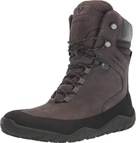 Vivobarefoot Tracker Hi FG Dark Grey 35 (US Women's 5)