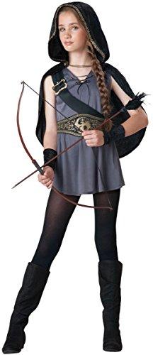 Hooded Huntress Tween Costume - Small