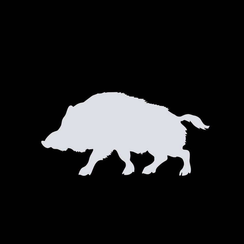 Pegatinas de Coche-Calcoman/ía Etiqueta engomada del coche del animal del oso enojado Cubierta del protector solar Calcoman/ía del rasgu/ño Maleta del ordenador port/átil Decoraci/ón del coche de la m