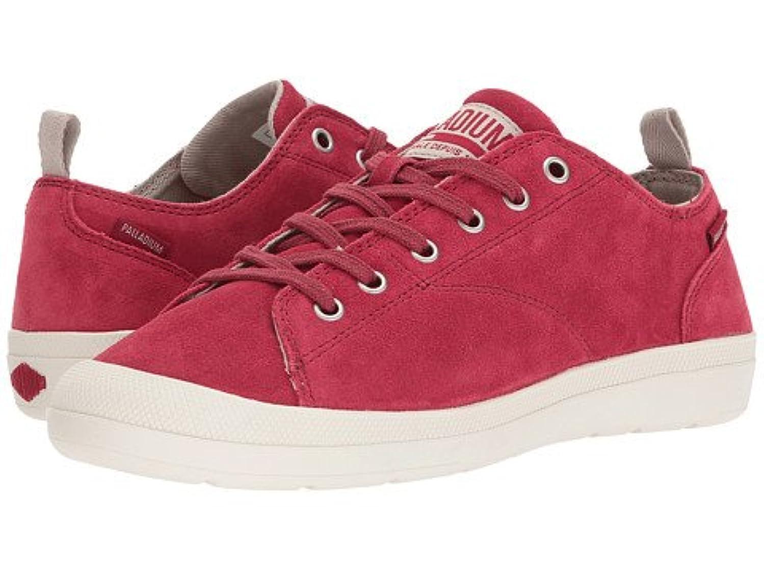 時間竜巻適用済み(パラジウム) Palladium レディースブーツ?靴 Wander Lace Sue Rio Red 7 n/a M [並行輸入品]