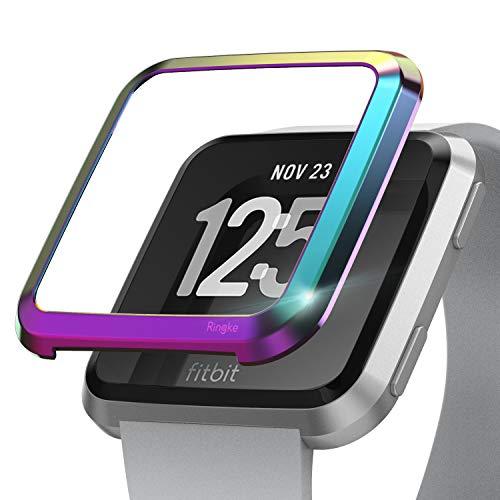Ringke Bezel Styling Ontworpen voor Fitbit Versa Case Cover (voor Fitbit Versa Smartwatch) - FW-V-08