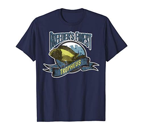 Tropheus Ikola Tanganyika Cichlide Aquarium Fisch Buntbarsch T-Shirt