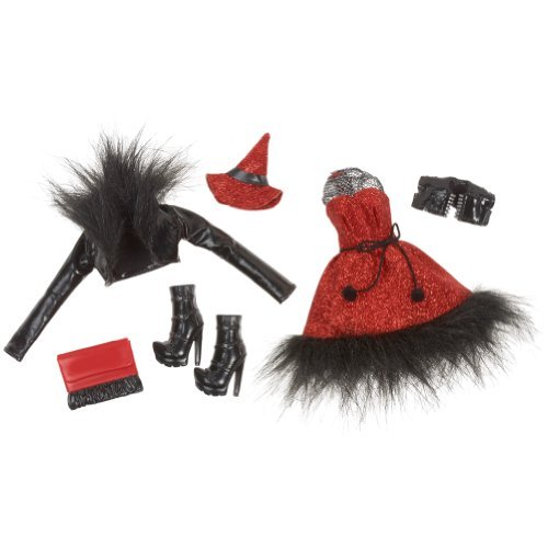 Bratz Bratzillaz Fashion Pack - Blood-Red Charm Sashabella Paws by Bratzillaz
