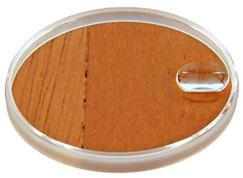RLX Cyclop Verre saphir Ø 25,3 mm Verre de montre avec loupe et joint Rolex Generic Verre de montre 25-246C