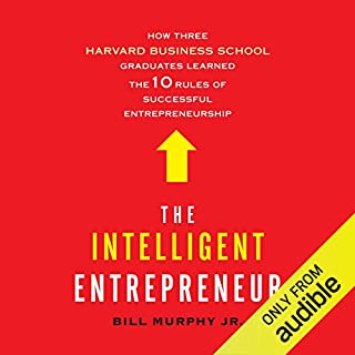 The Intelligent Entrepreneur cover art