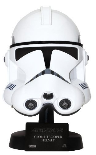 Star Wars - Helm Clone Trooper - Miniatur- 20 cm Scaled Replica