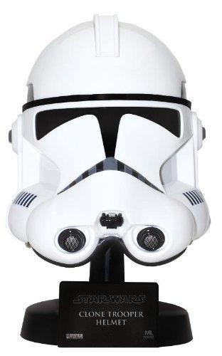 Star Wars: Episode 3 Clone Scaled Replica Helmet image