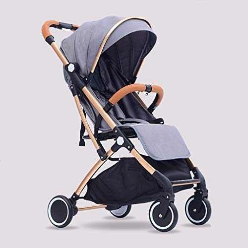 Best Review Of JIAX Baby Stroller, Convertible Reclining Stroller, Foldable and Portable Pram Carria...