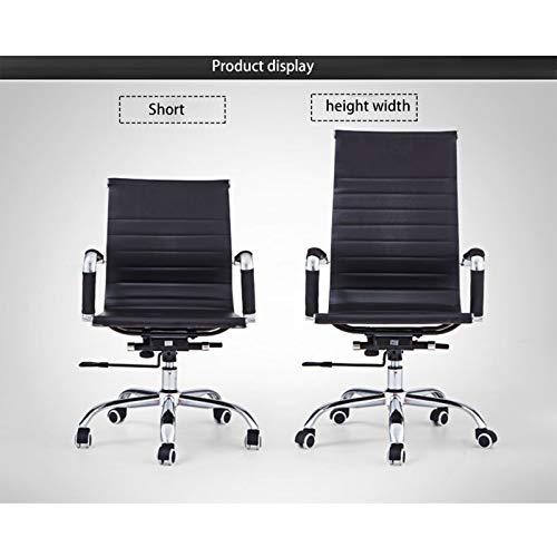 Silla de oficina ergonómica silla de escritorio silla de ordenador moderna ejecutiva ajustable silla giratoria B