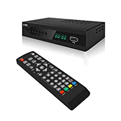 🌈【FUNCTION】: Receive digital channels on your analog TV, 4 audio and video outputs to choose from: RF Output, HDMI 1080P Output, Composite Output, Coaxial Output, giving you the versatility to connect TVs, PC screens and projectors no matter how new ...