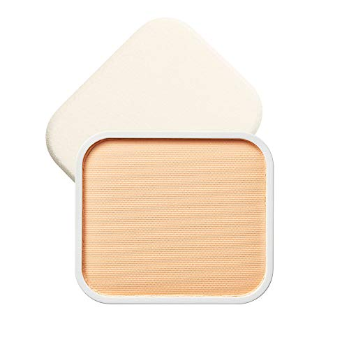 Orbis Timeless Fit Foundation UV Refill (With Dedicated Puff) SPF30 Pa+++ - 02 Pink Natural (Green Tea Set)