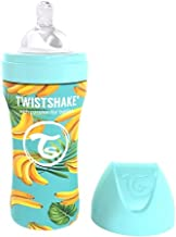 BIBERON ACERO 330ML TROPICAL PLATANOS 78562 TWISTSHAKE