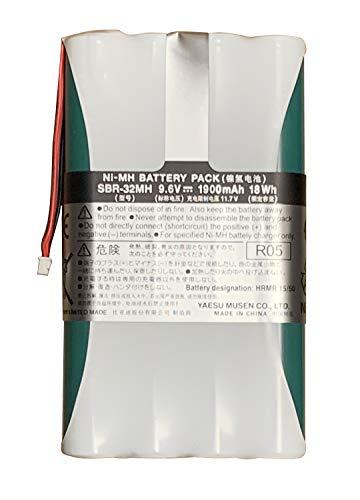 SBR-32MH YAESU BATTERIA ORIGINALE 1900mAh NI-MH PER FT-818/817 ref.100068
