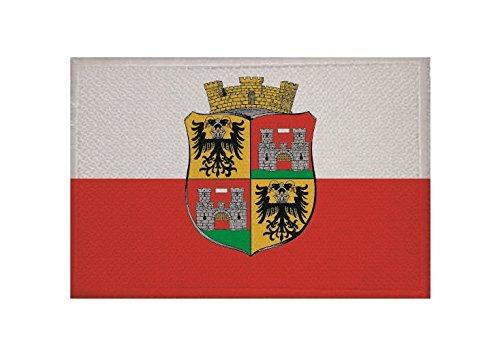 U24 Aufnäher Wiener Neustadt Fahne Flagge Aufbügler Patch 9 x 6 cm