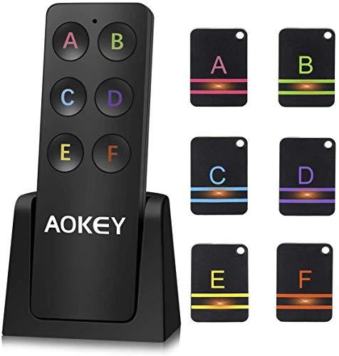 Key Finder, Localisateur dobjets Anti-Perte Téléphone Cherch