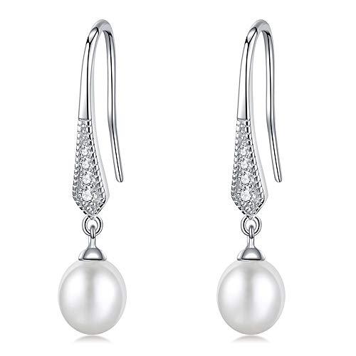 Sterling Silver Earring Attirante Coeurs Avec Cristal Clous Boucle d/'Oreille pour Femmes