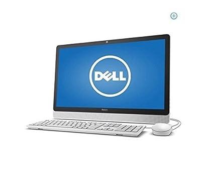 "Dell Inspiron i3455-24 AIO AMD A6-7310 2.0GHz 1TB 6GB 23.8"" Touchscreen 1920x1080 Windows 10"