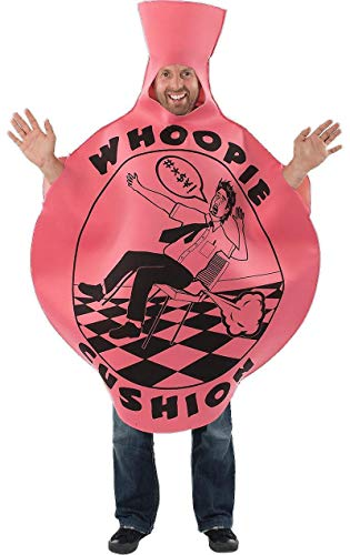 Whoopie Cushion Novelty Costume Pink
