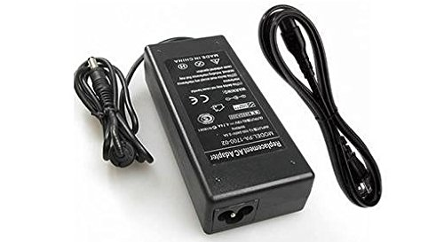 Globalsaving Power AC Adapter for Epson PictureMate PM-400 Personal Photo Lab Printer, Workforce WF-100 Mobile Color Inkjet Printer Power Supply Cord Cable Charger