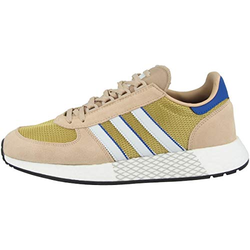 Adidas Schuhe Marathon Tech st Pale Nude-Blue Tint-Collegiate Royal (EE4916) 44 Beige