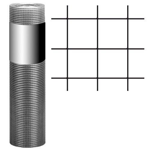 hadra G19500V5I Punktgeschweißtes Gitter auf Rollen, verzinkt