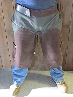 Anvil Brand Farrier Canvas Leather Apron