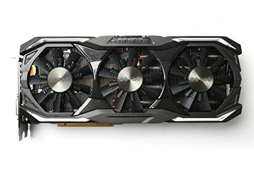 ZOTAC GeForce GTX 1080 8GB GDDR5X 256-bit Graphics Card,...