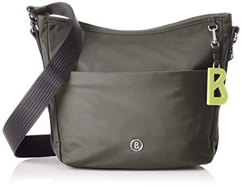 Bogner Verbier Irma Schultertasche Damen Tasche aus Nylon, mvz, 9x23.5x29 cm